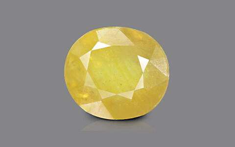 Yellow Sapphire - 9.73 carats