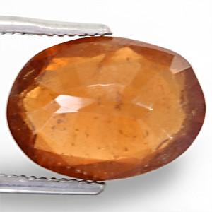 Hessonite - 4.84 carats