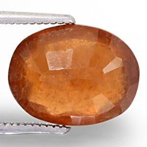 Hessonite - 5.51 carats