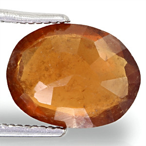 Hessonite - 3.86 carats