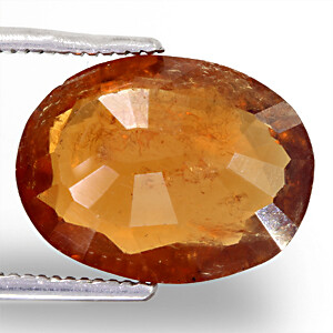 Hessonite - 5.28 carats