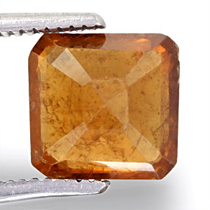 Hessonite - 3.10 carats