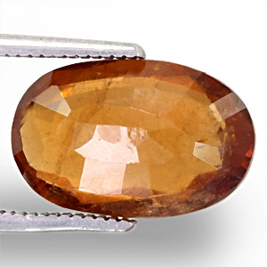 Hessonite - 3.99 carats