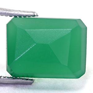 Green Onyx - 5.40 carats