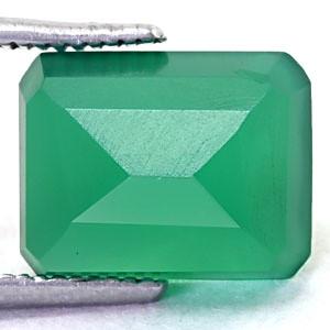 Green Onyx - 4.90 carats