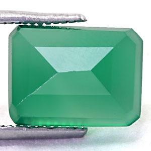 Green Onyx - 5.20 carats