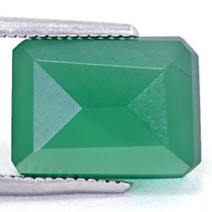 Green Onyx - 5.70 carats