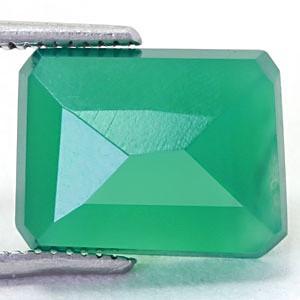 Green Onyx - 6.40 carats