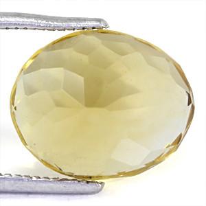 Citrine - 4.85 carats