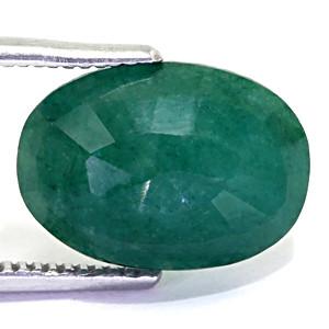 Green Beryl - 4.89 carats