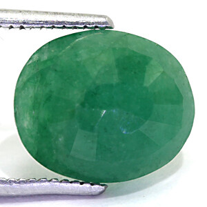 Green Beryl - 4.26 carats