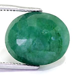 Green Beryl - 6.57 carats