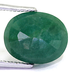 Green Beryl - 4.36 carats