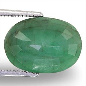 Emerald - 6.16 carats