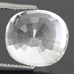 White Topaz - 8.61 carats