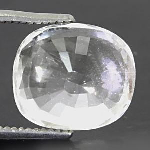 White Topaz - 5.39 carats