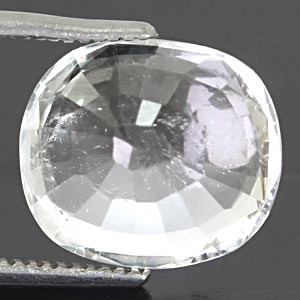 White Topaz - 6.41 carats
