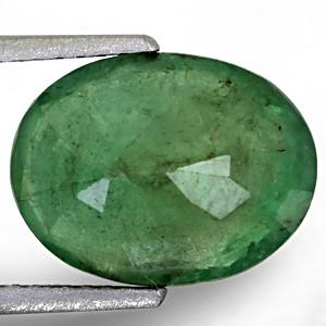Emerald - 3.66 carats