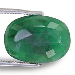 Emerald - 6.02 carats