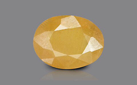 Yellow Sapphire - 9.04 carats