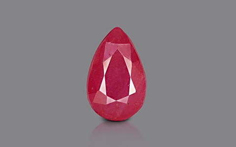 Ruby - 3.58 carats