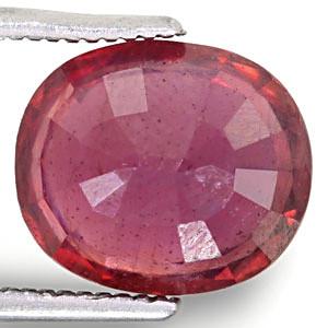 Ruby - 5.23 carats