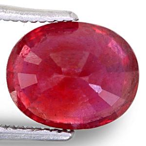 Ruby - 4.06 carats