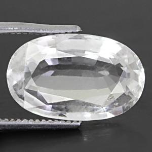 White Topaz - 5.86 carats