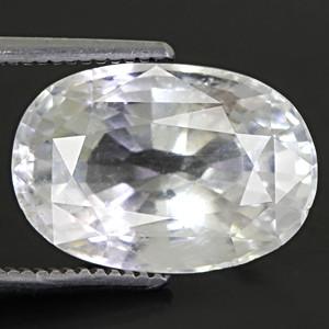 White Topaz - 8 carats