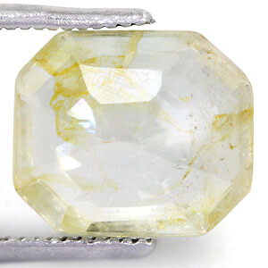 Yellow Topaz - 4.55 carats