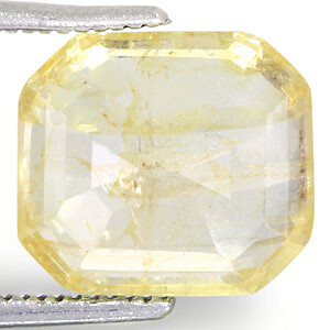 Yellow Topaz - 6.92 carats