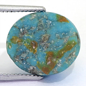 Turquoise - 6.75 carats