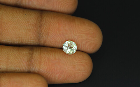 White Topaz - 0.80 carats