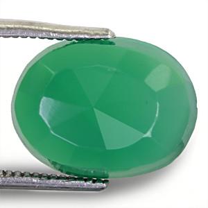 Green Onyx - 7.20 carats