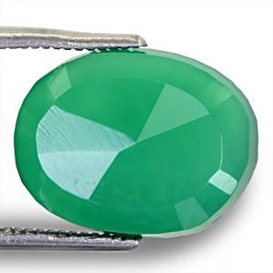 Green Onyx - 7.74 carats