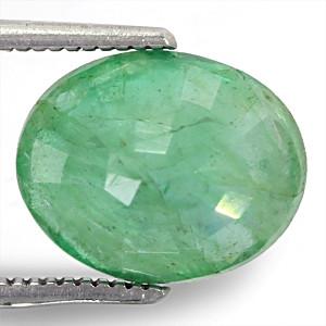 Emerald - 4.11 carats