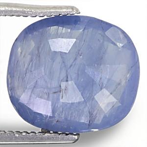 Blue Sapphire - 5.65 carats