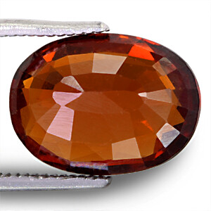 Hessonite - 5.99 carats