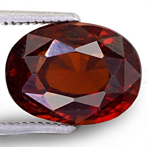 Hessonite - 6.69 carats