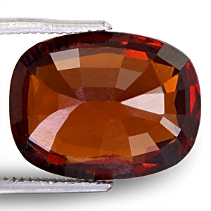 Hessonite - 8.79 carats
