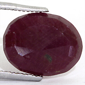 Ruby - 5.36 carats