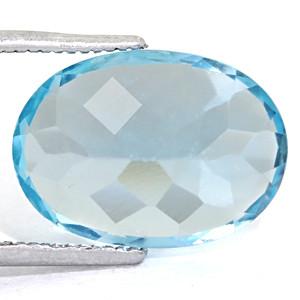 Blue Topaz - 8.49 carats