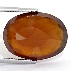 Hessonite - 9.21 carats
