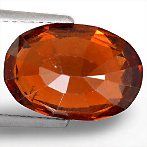 Hessonite - 5.26 carats