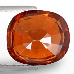 Hessonite - 5.38 carats