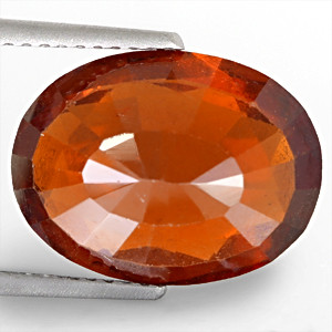 Hessonite - 7.21 carats