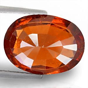 Hessonite - 6.13 carats