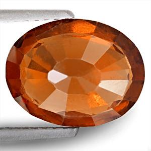 Hessonite - 3.58 carats