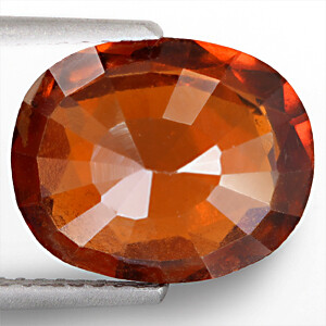 Hessonite - 4.76 carats
