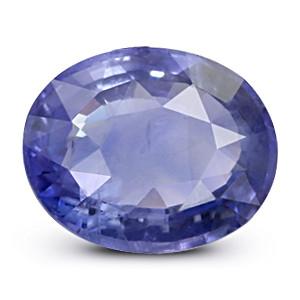 Blue Sapphire - 4.07 carats